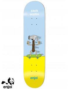 Enjoi Skateboarding Dingleballdom Wallin 8.0