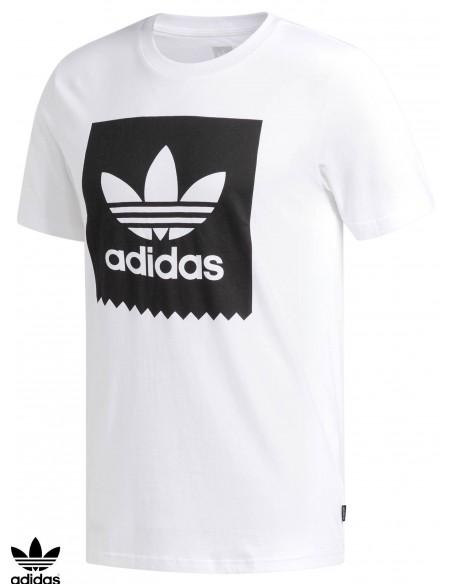 Adidas Solid Blackbird White