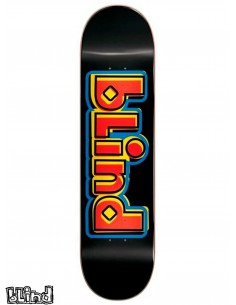 Blind Skateboards Scramble Black 7.75""