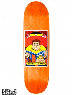 "Blind Skateboards Heritage FUBK Horny Henry 9.0"" SP"
