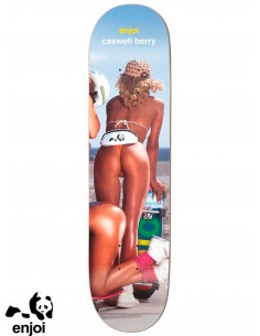 Enjoi Skateboarding Slick Chicks Berry 8.25