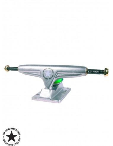 Iron Trucks Silver 5.0 High
