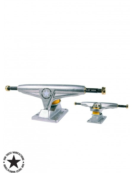 Iron Trucks Silver 5.25 High
