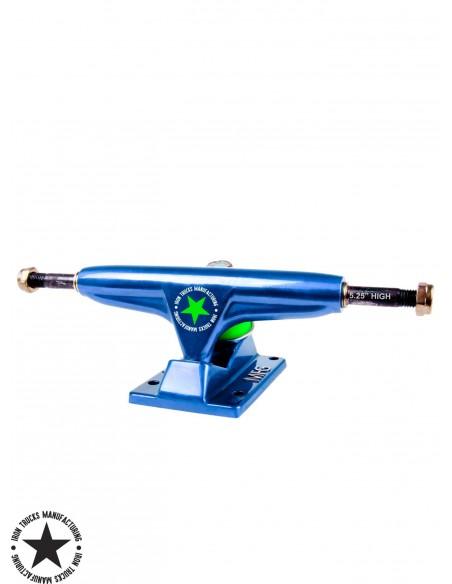 Iron Trucks Blue 5.25 High