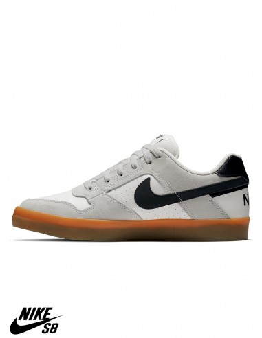 3f4e8fdb0e Nike SB Delta Force Vulc Summit White Skate Shoes