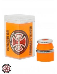 Independent bushings Cylinder Medium Orange 90 A