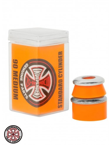 Independent bushings Cylinder Medium Orange 90 A