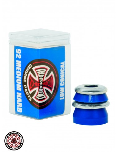 Independent bushings Cylinder Medium Hard Blue 92 A
