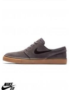new product 2bac5 783dc Nike SB Zoom Stefan Janoski Thunder Grey ...