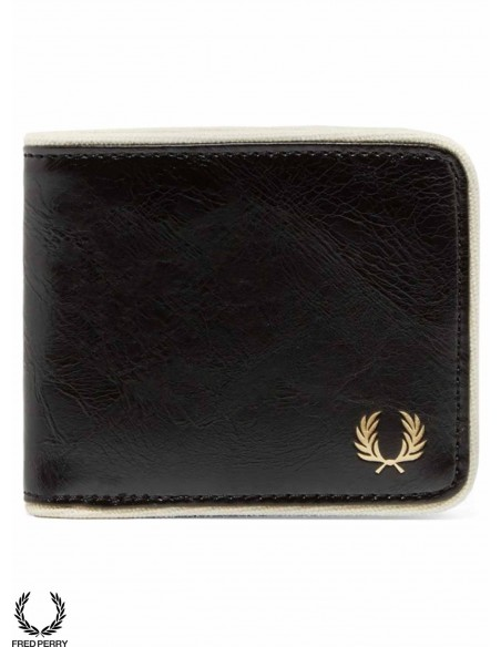 Fred Perry Negra