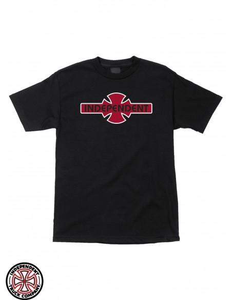 T-Shirt Independent O.G.B.C. Nero