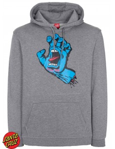 Santa Cruz Screaming Hand Grey
