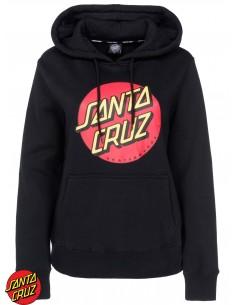 Santa Cruz Classic Dot Schwarz