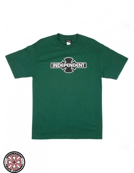 T-Shirt Independent O.G.B.C. Verde