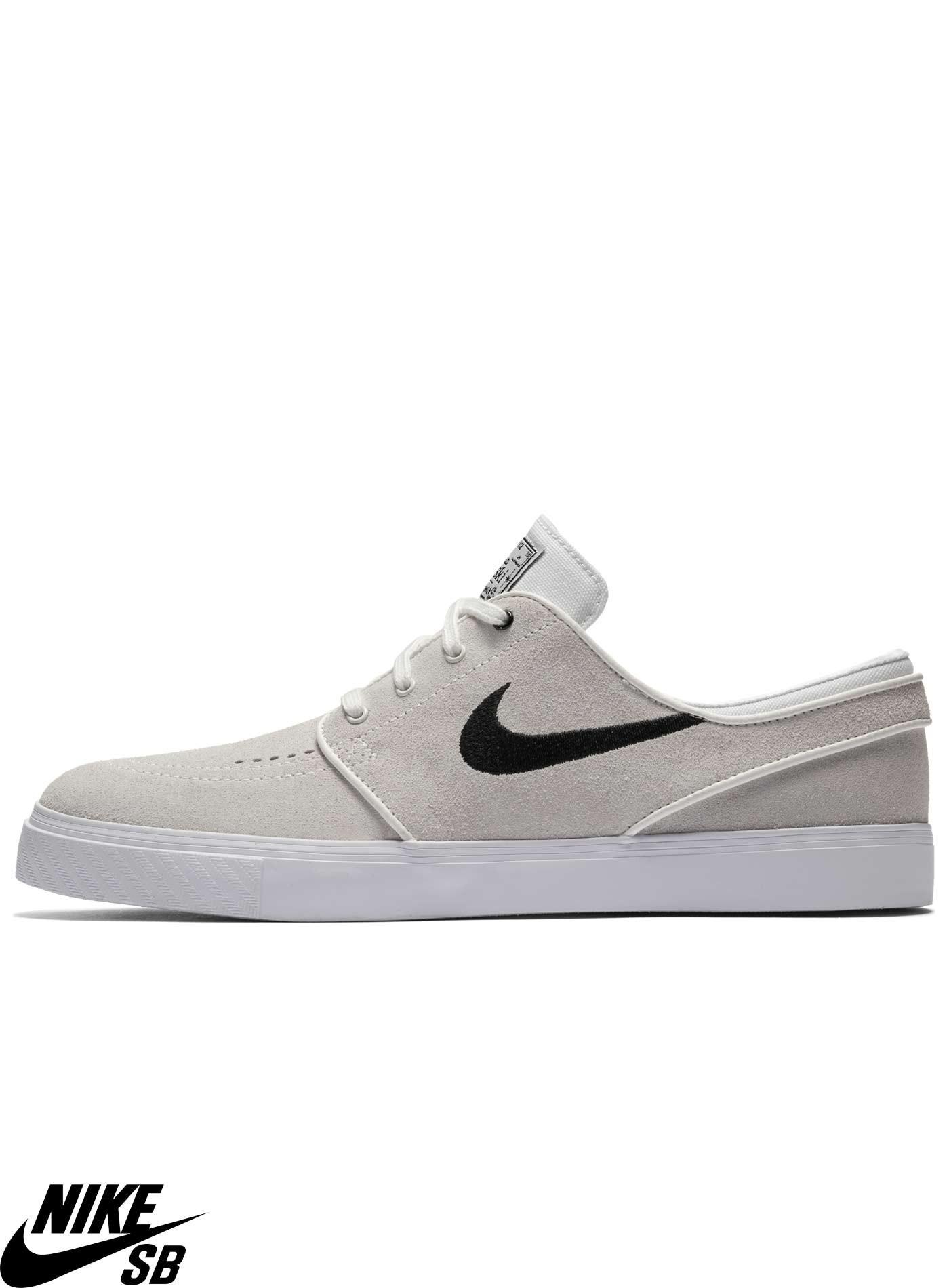 online store 0f315 3b870 Nike SB Zoom Stefan Janoski Summit White
