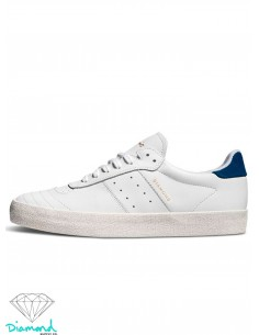 Diamond Supply White Barca