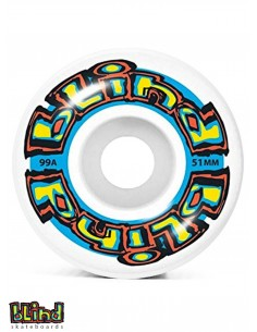 BLIND OG STRETCH WHEELS 51MM
