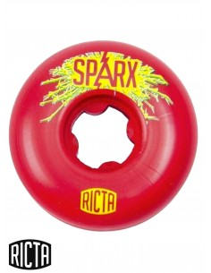 RICTA SPARX SHOCK WAVES RED 53MM