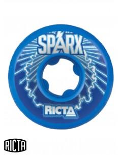 RICTA SPARX SHOCK WAVES BLUE 54MM