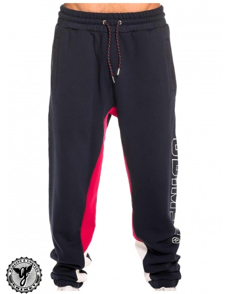 Grimey Hazy Sun Sweatpants Navy
