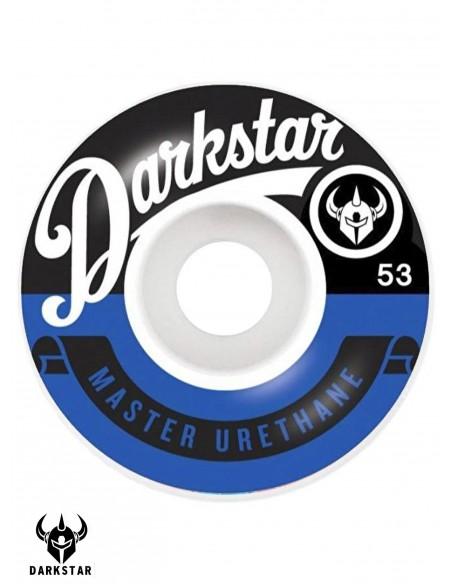 Darkstar Resolve Wheels 53mm