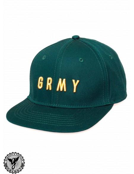 Grimey GTO Heritage Snapback Verde