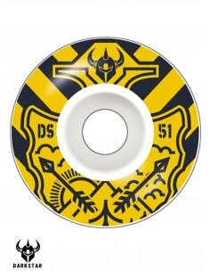 Darkstar Lockup Wheels 51mm