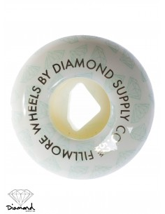 Diamond Filmore Wheels 52mm