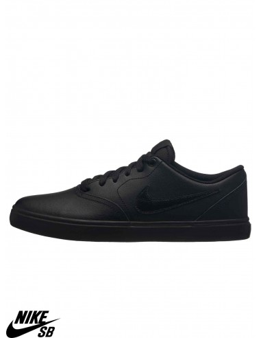 ff903d7e0619 Nike SB Solarsoft Black Skate Shoes