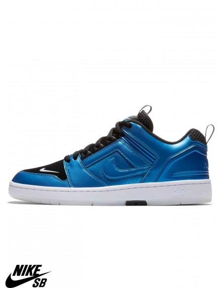 Nike SB Air Force II Low Azul