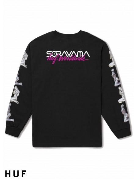 HUF x Sorayama Nero