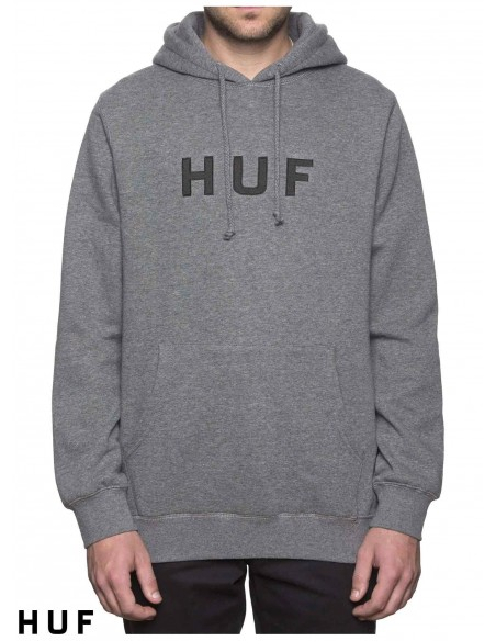 HUF OG Logo Gris