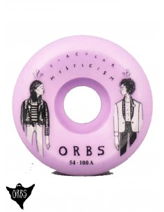 Orbs Wheels Pink 54mm