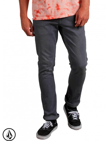 Volcom 2x4 Denim Grey Vintage