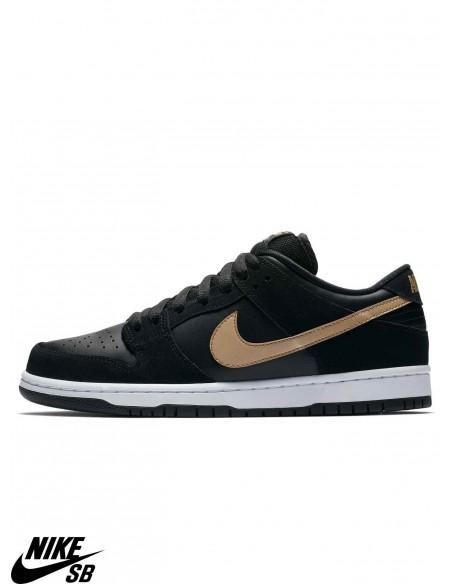Nike SB Dunk Low Pro Noir