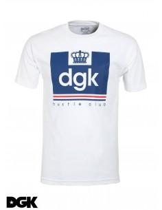 DGK Hustle Club Bianco