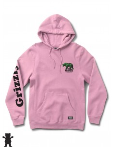 Grizzly Griptape Fontaine Hoody Rose