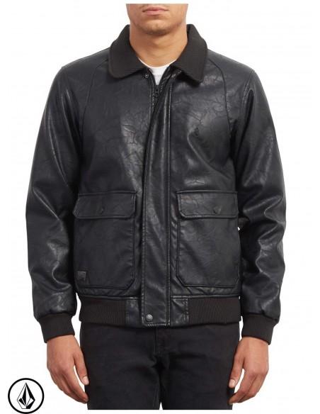 Volcom DomJohn Jacket Combo Negro