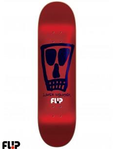 "Flip Skateboards Vato Red Foil 8.25"""