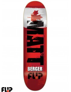Flip Skateboards International Berger 8.04""