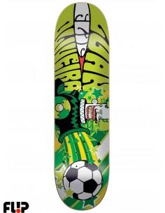 "Flip Skateboards Psyche Luan Oliveira 8.13"""