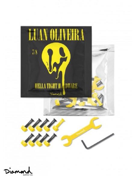 Diamond Supply Luan Oliveira Hardware