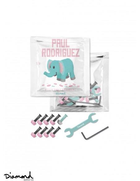 Diamond Supply Paul Rodriguez Hardware