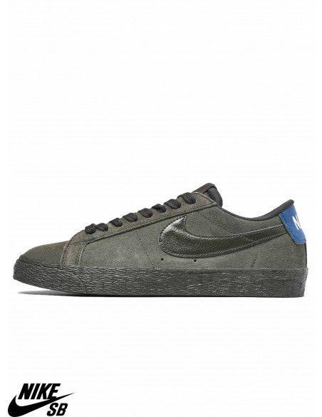 Nike SB Blazer Low Sequoia