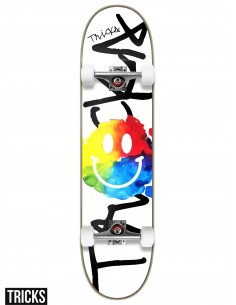 Tricks Skateboards Smile 8.0 Complete Skate