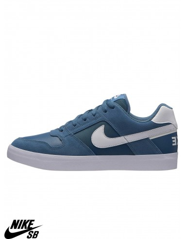 913cfbef6b Nike SB Delta Force Vulc Thunderstorm Skate Shoes