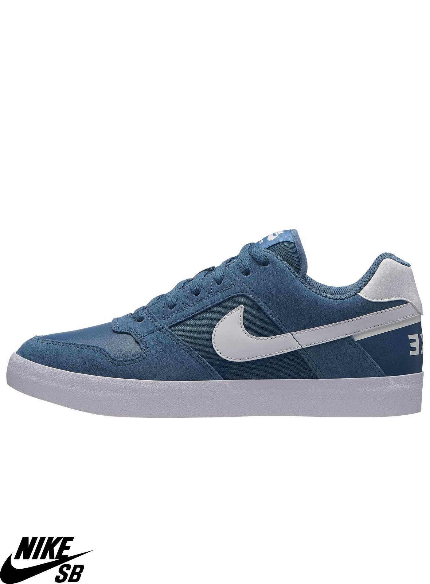 166cd5d35c58 Nike SB Delta Force Vulc Thunderstorm Skate Shoes
