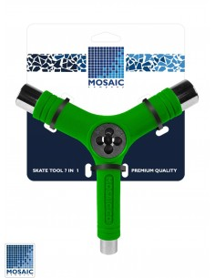 Herramienta Mosaic Company Y Tool Green