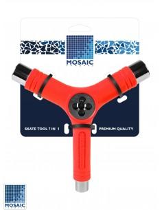 Mosaic Company Y Tool Red Werkzeug