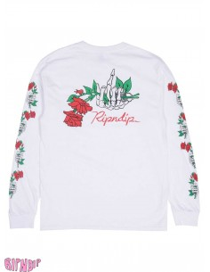 Ripndip Dead Rose White